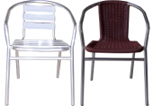 aluminium-chair